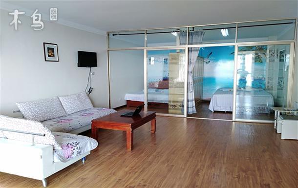 金海滩海水浴场仁泰花园海景二室81平方