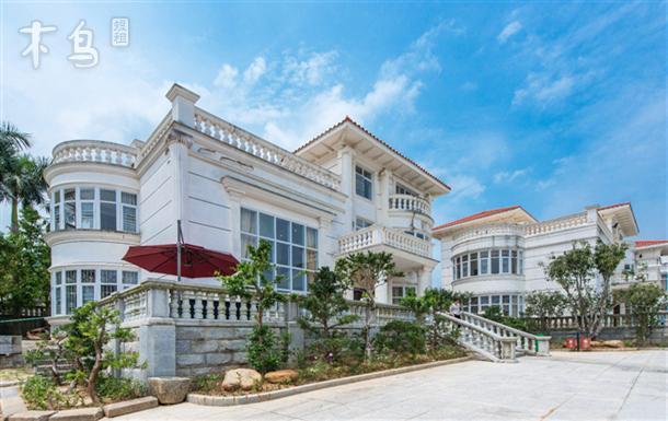 深圳大鹏迭福泉别墅农庄独栋别墅包场