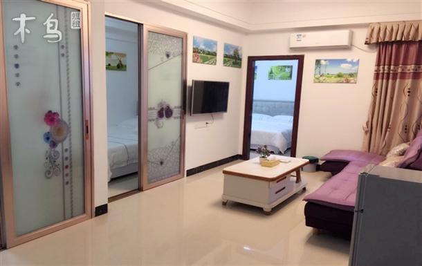 碧桂园空港国际环境优美1.8大床房