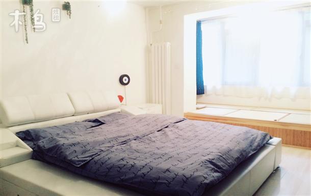 复兴门长安街地铁一号线精致一室一厅整租
