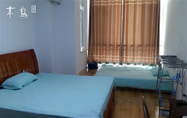 银丰国际 海景大床房 可做饭 有冰箱