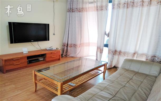 威海洲际90平3大床可做饭精装房