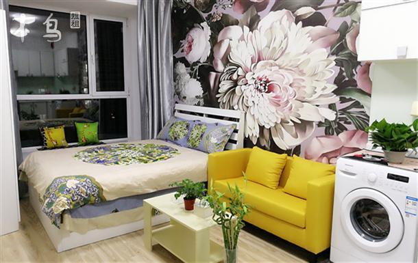 四惠 百子湾 传媒大学 一号线 浪漫相约大床房