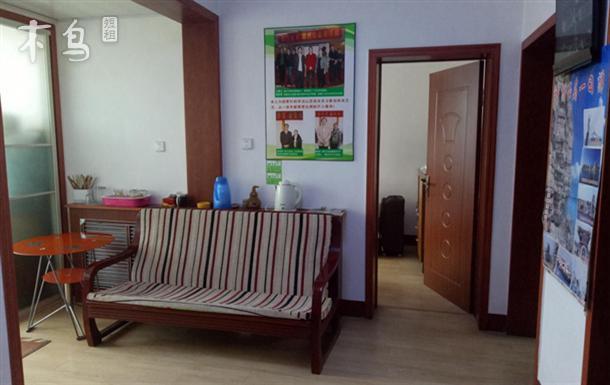 蓬莱 抹直口海景房三室一厅
