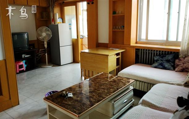 北戴河刘庄 近海家庭两室一厅 可做饭可洗衣服