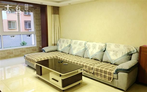 北戴河 坤然公寓 两室两厅 可做饭