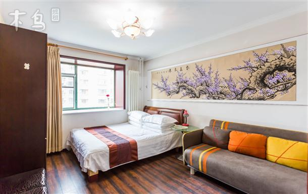 牛家团购两室5人首师大花园桥慈寿寺海洋馆医院地铁站 三室租两室