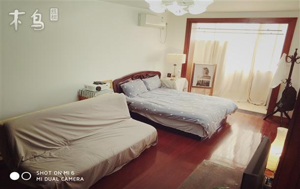 本土气息 阳光明媚大床房