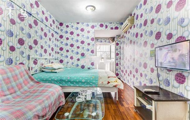 近宽窄巷子罗骡马市舒适大床房