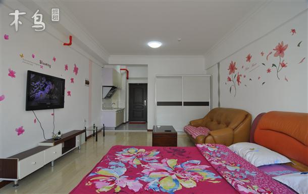 医学院一室日租公寓大床房 新房源