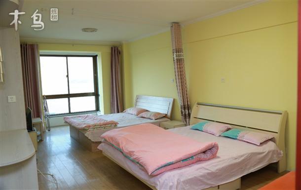 紧邻山东大学和哈尔滨工业大学看海一居室