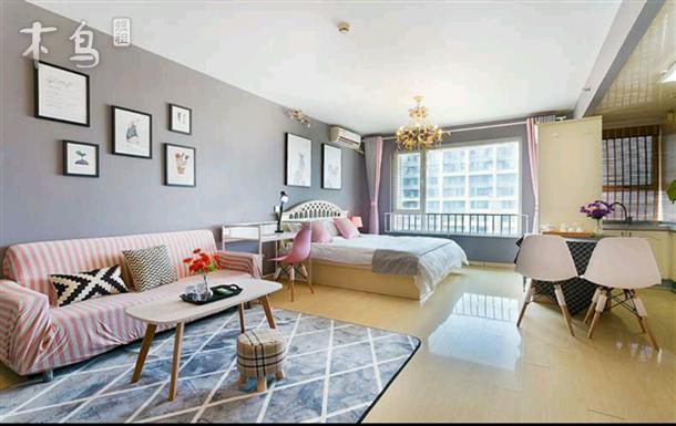 公益西桥 马卡龙物语 奢华大一居公寓