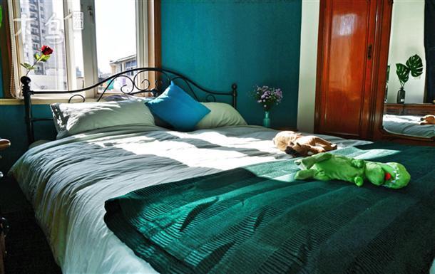 徐家汇万体馆绿地中心神秘森林阳光大床房