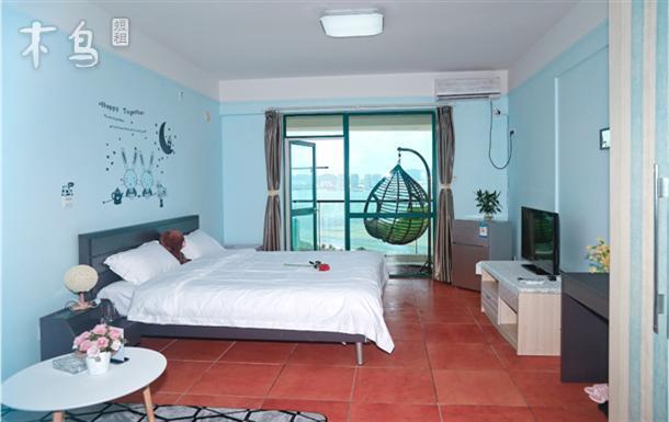 【海-舍】三亚湾椰梦长廊大落地窗高层一线海景房