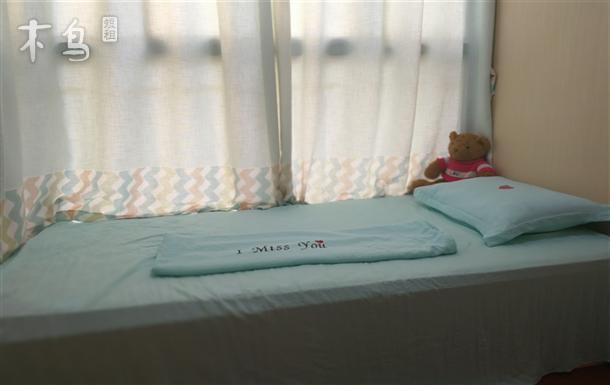 尹山湖湖景 高层3室 同时租出两间