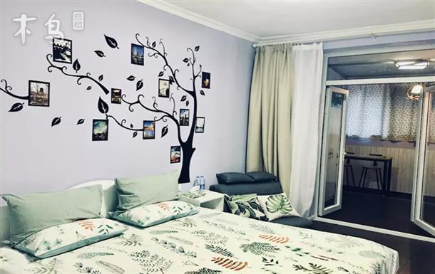【阁锐思】五大道景区内精品民宿一居室-您旅途中的家