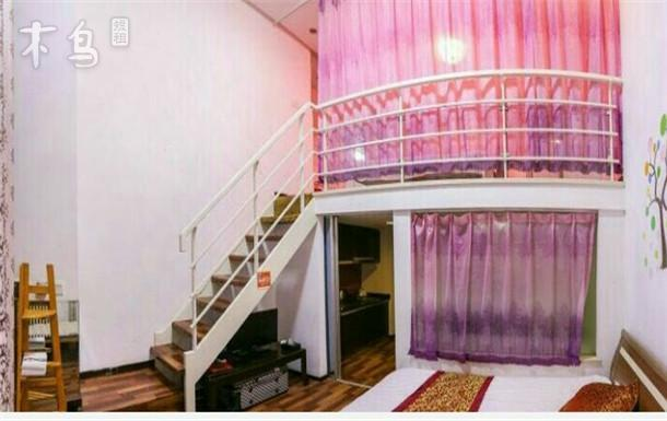 星海百年汇复式双床房