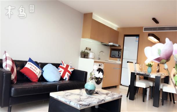 中潭路地铁站/上海火车站高档奢华两室