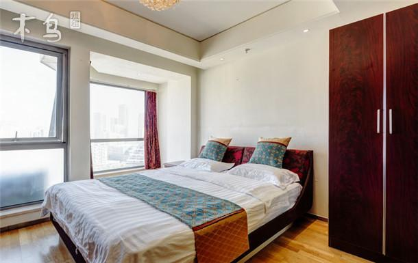望京国际商业中心 豪华大床房