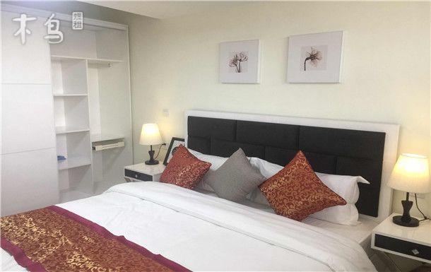 陆家嘴金融区板块整套出租,独立空间大床房