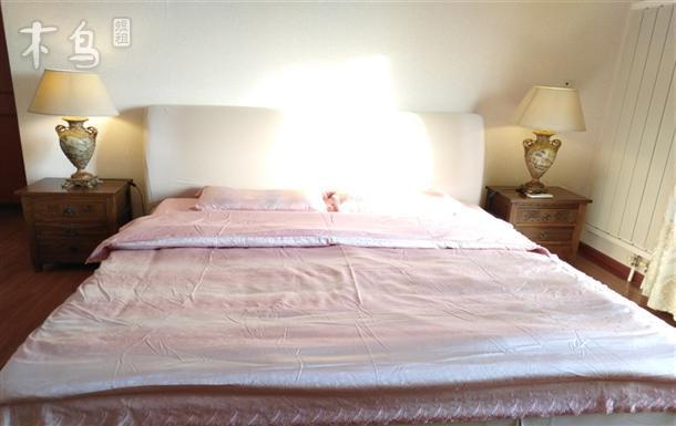 古塔公园 阳光充沛主卧大床房