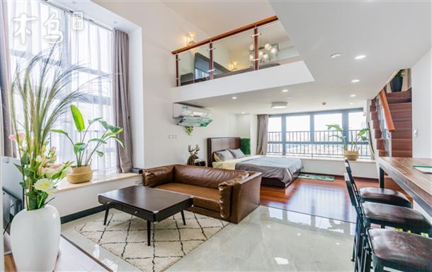 长隆公园 复式阳光公寓
