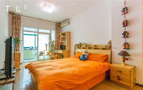三阳路地铁1号线近江滩精致舒 一居室