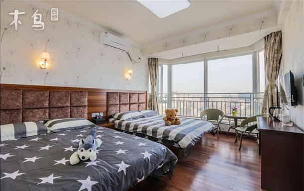 天府广场、春熙路商圈温馨标准双床房