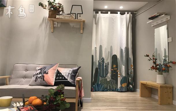 浦东碧云品质装修整套出租2室全明大床房9