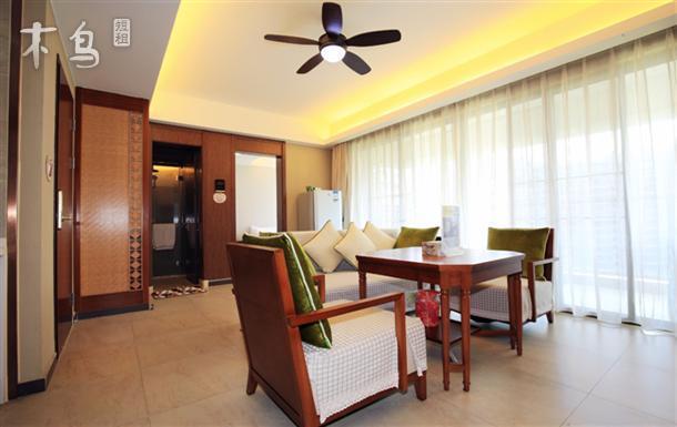 万科湖畔度假公寓两房一厅