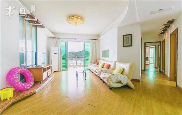 大东海瑞海豪庭海景套4卧室2卫生间