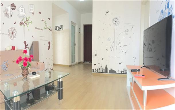 深圳龙岗中心城地铁3号线大运双龙地铁口欧式2房1厅整租靠海靠东站靠车站整2居