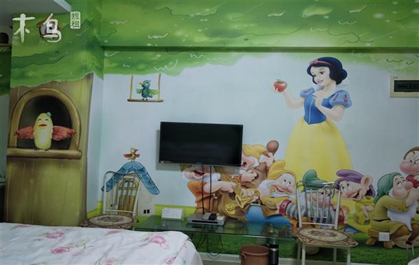 太原街上一居室白雪公主情趣房