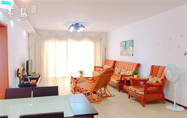 海边泰式公寓~两室一厅5分钟抵达海滩
