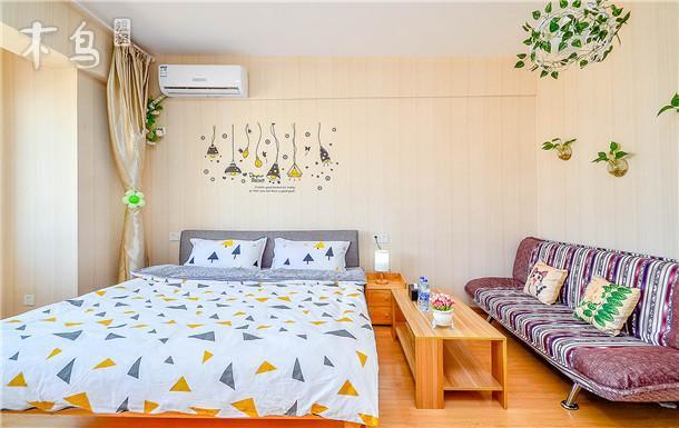 BRT精装公寓光谷广场商圈独立大床房