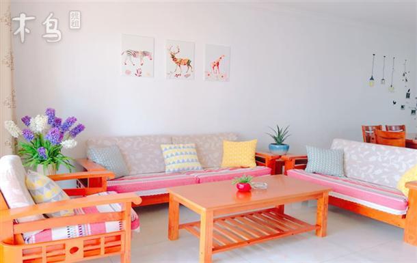 三亚湾宜居海边公寓花园海景四室两厅套房