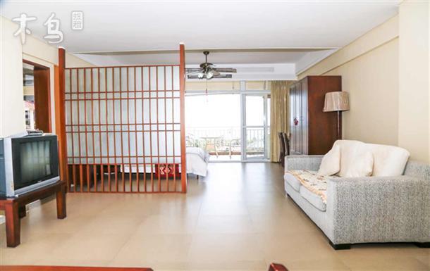 天涯区 双大海景阳台超大面积两房