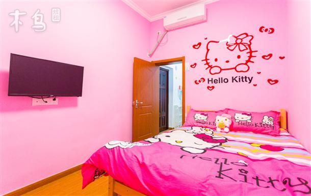 Hello Kitty 公主房 迪士尼5分钟