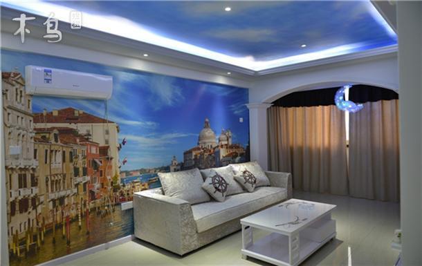 地铁中南路站 水城威尼斯 一室一厅