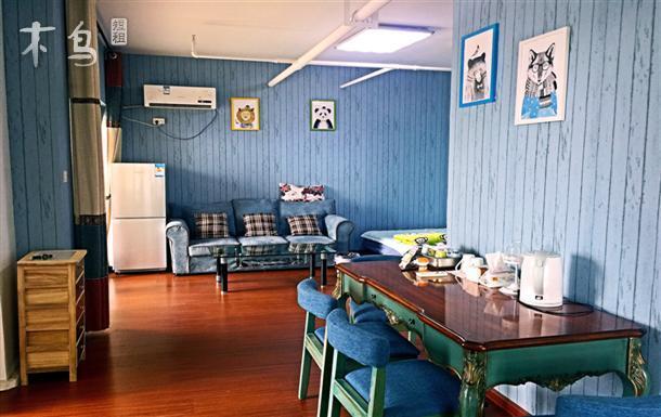 2号线上 建设三路地铁站 精装一居室可接待4人入住