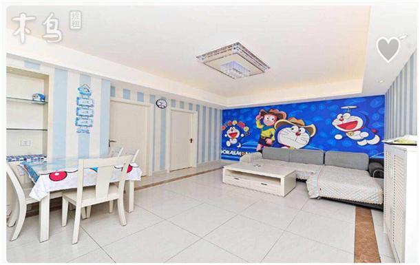 (叮当猫)精装园景2室1厅五晚接机赠潜水免税店一日游