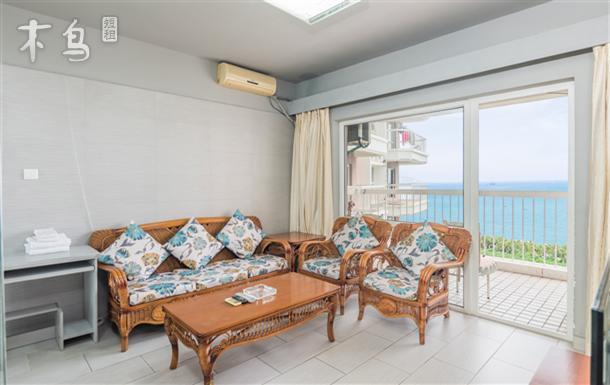 大东海临海一房一厅度假房