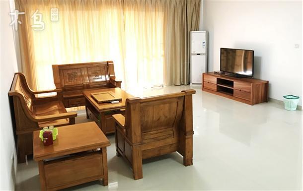 三亚湾海边椰梦长廊宽敞四室套房