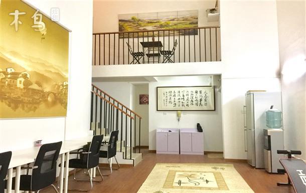 上海嘉定友好家庭八居室 可住16人