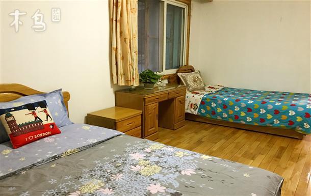惠新西街南口地铁站附近温馨大床房单间