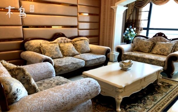 昆明近滇池机场海伦国际豪华欧式三室带车位