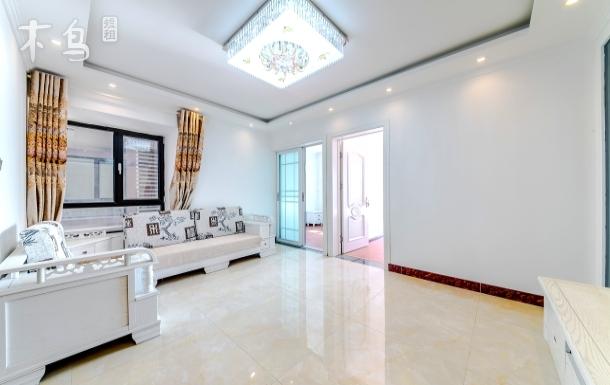 金沙滩家庭海景房 两居室 可住6人