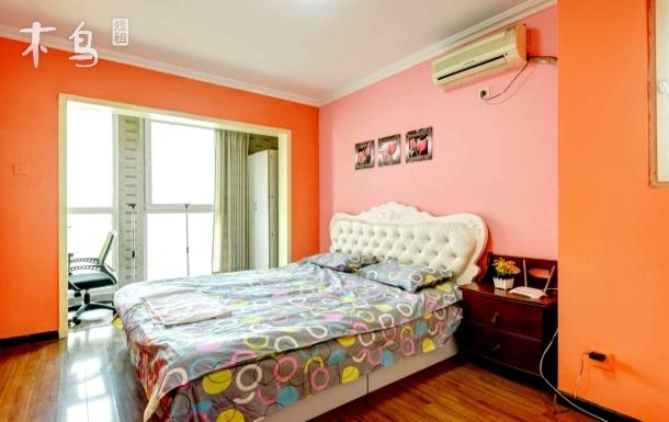 青年路地铁6号线大悦城旁边 温馨 一居室