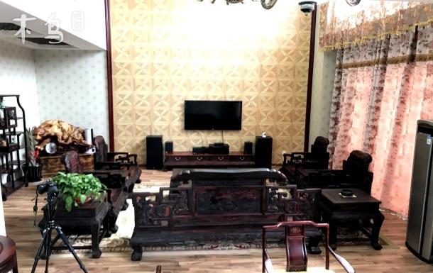 浦东航头别墅可以聚会接待可以做饭 四居室