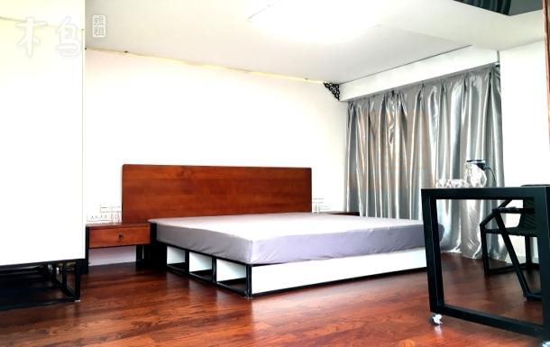 盛世嘉园附近可移动大床房拎包入住